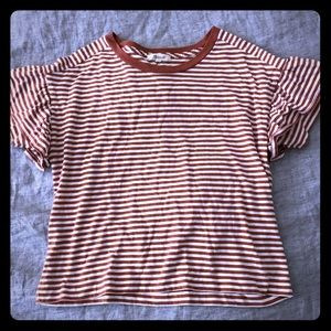 Cute top from Madewell